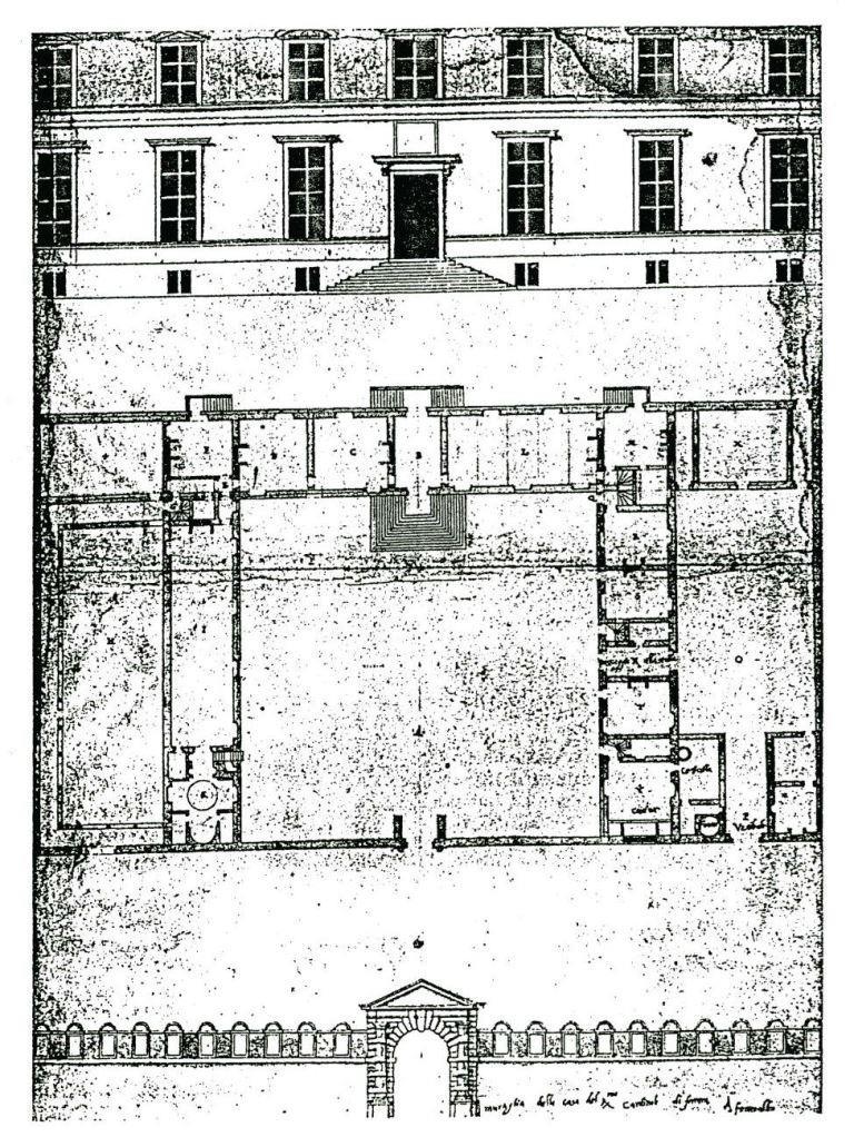 La place charles de gaulle fontainebleau for Architecte en chef des monuments historiques